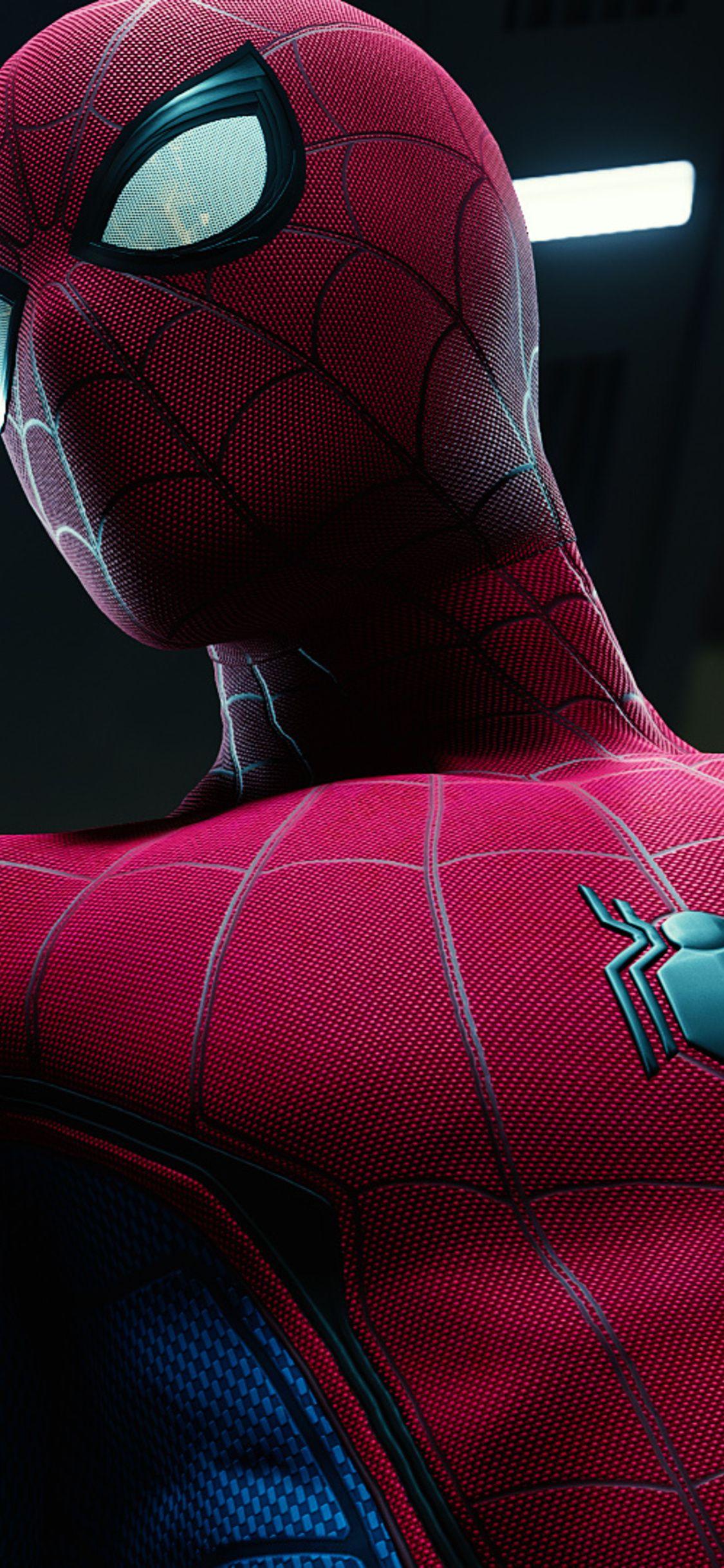 Spiderman HD 2018 In 1125x2436 Resolution in 2020