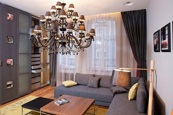 Kleines Wohnzimmer einrichten - 20 Ideen für mehr Geräumigkeit - kleines wohnzimmer ideen