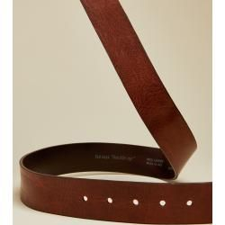 Photo of Leather belt with contrast detail Ted Baker