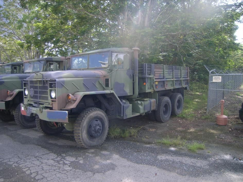 AM General Corporation Cargo Truck, model M923, 5 ton 6x6- Get your bug out vehicle on Government Liquidation...here we come zombie apocalypse