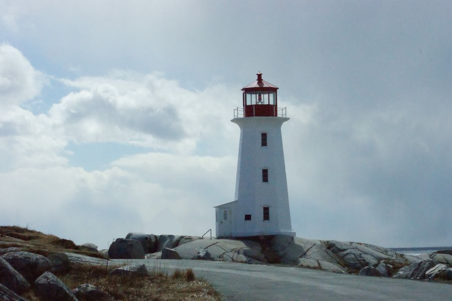 Lighthouse, Peggy's Cove, NS by Robert McGregor, via 500px