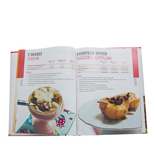 "foto de Marian Getz ""Simply the Best Air Fryer Recipes"" Cookbook"
