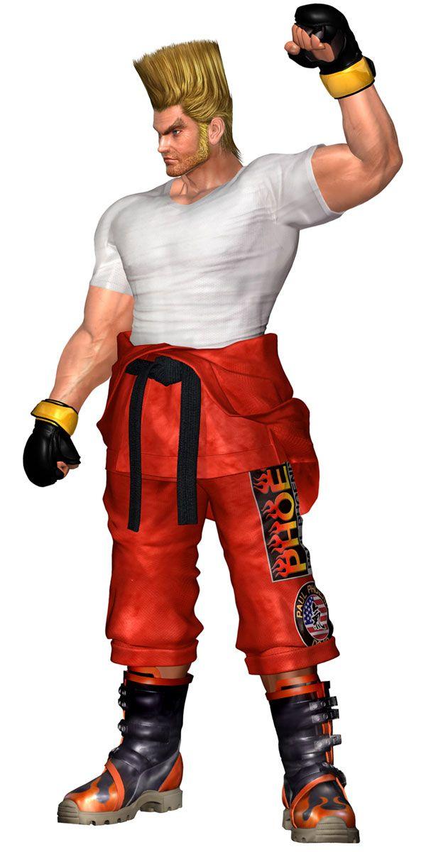 Paul Phoenix Characters Art Tekken 4 Tekken 4 Superhero