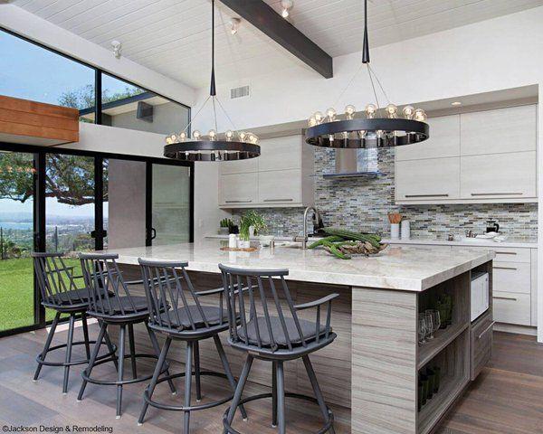 M-Habitat on - cuisine ouverte sur salon m