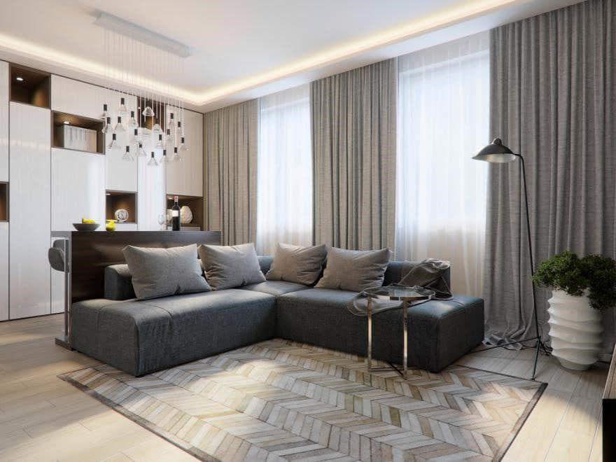 Les plus beaux salons couleur taupe en décoration en 2020   Salon couleur taupe, Couleur taupe ...