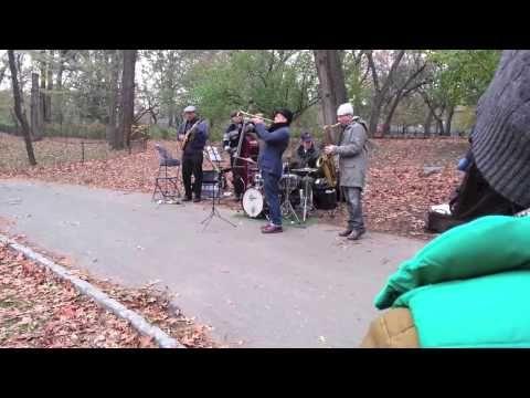 Video by #willszev via @YouTube. // #jazzandcolors @Central Park
