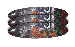 Souled Out Surf Surfing Fitness Inspiration Sunglasses Case