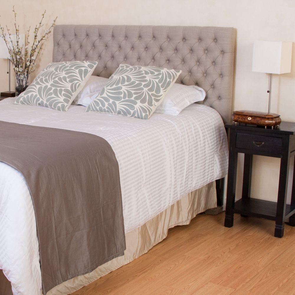Wall Mounted Fabric Headboard King California Adjule Furniture Bedroomheadboard