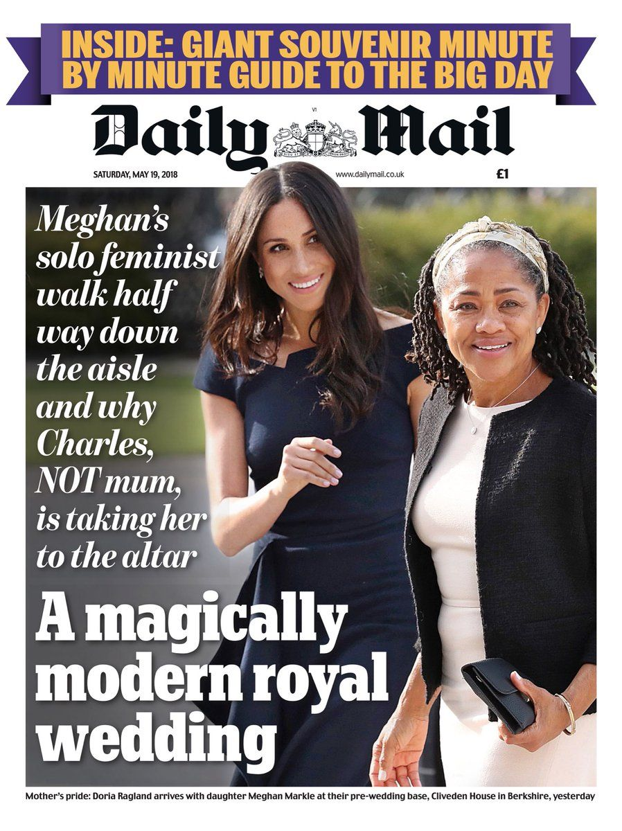 Image result for meghan markle headlines""
