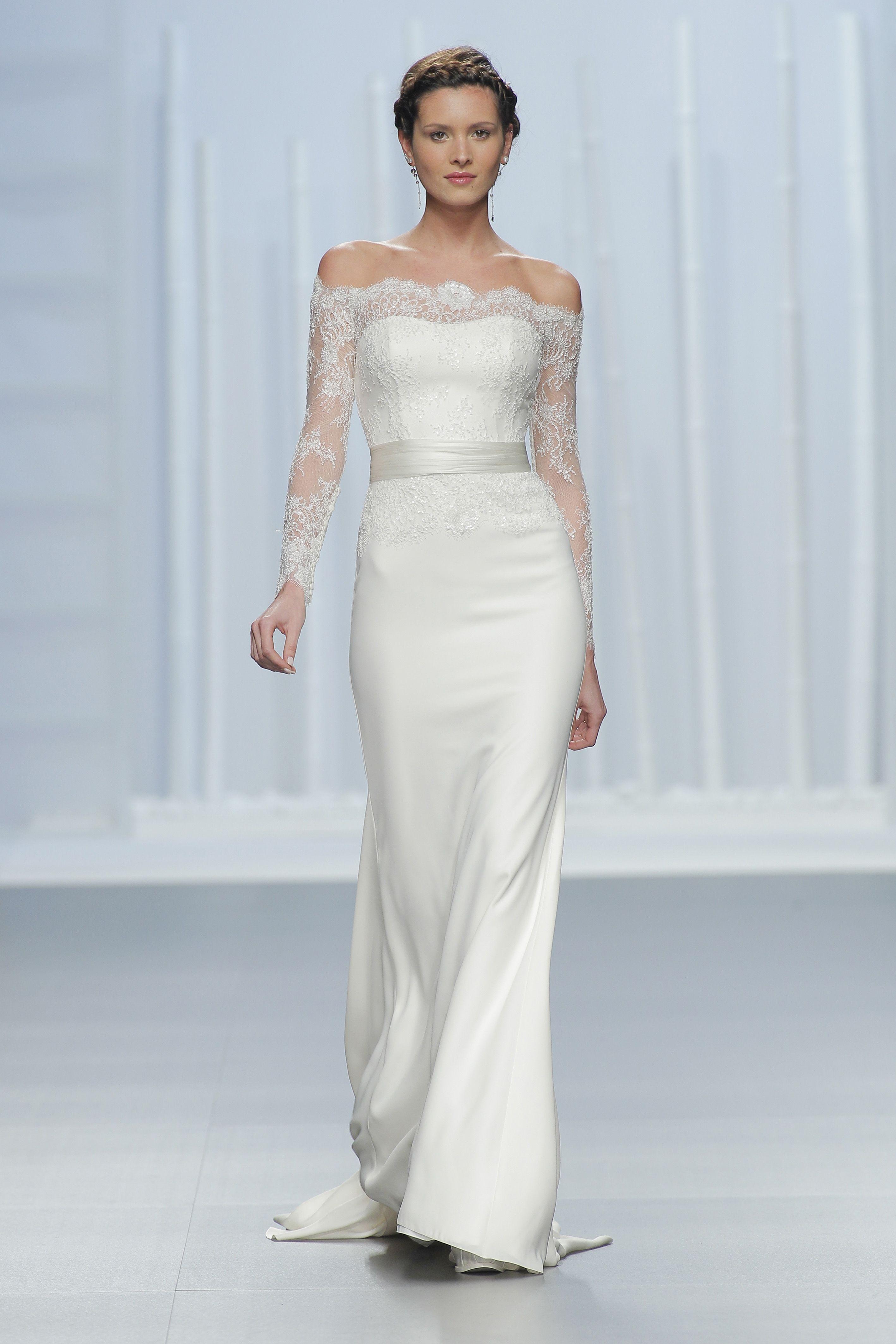 RosaClara 018 - Vestido de Novia - Rosa Clará | wedding | Pinterest ...
