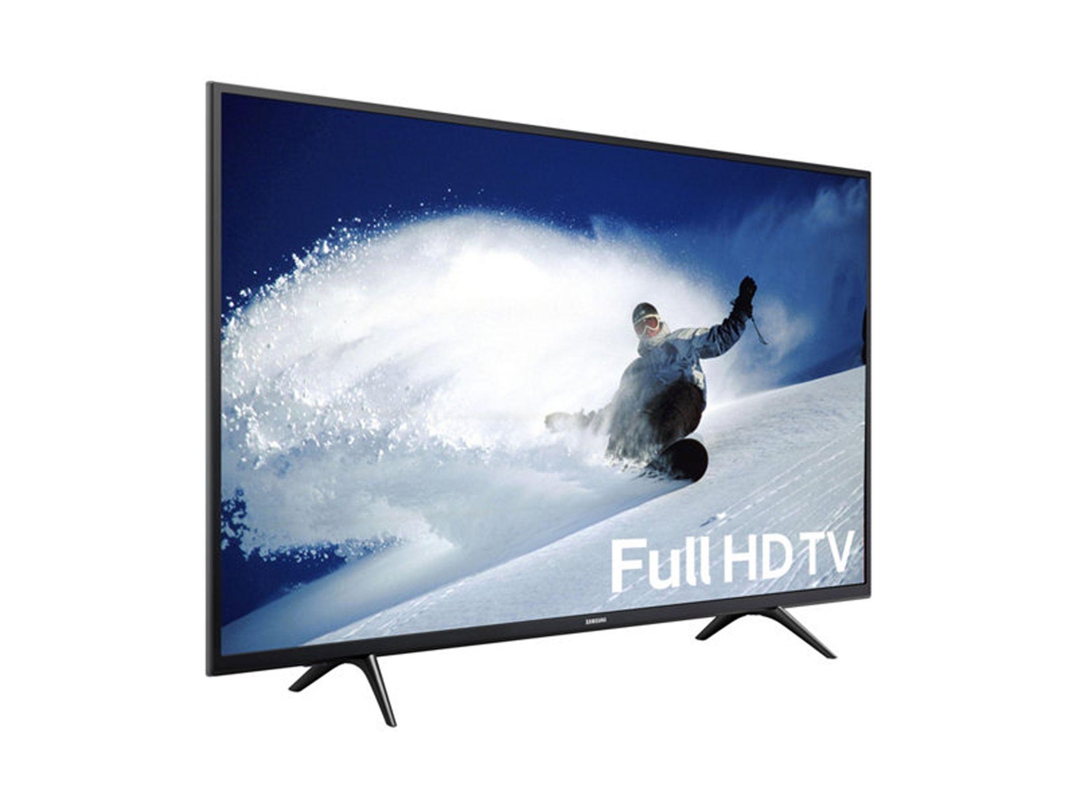 Samsung Un43j5202afxza 43 Class J5202 Full Hd 1080p Led Tv Sears Outlet Smart Tv Led Tv Samsung Samsung 43 smart 1080p led lcd tv