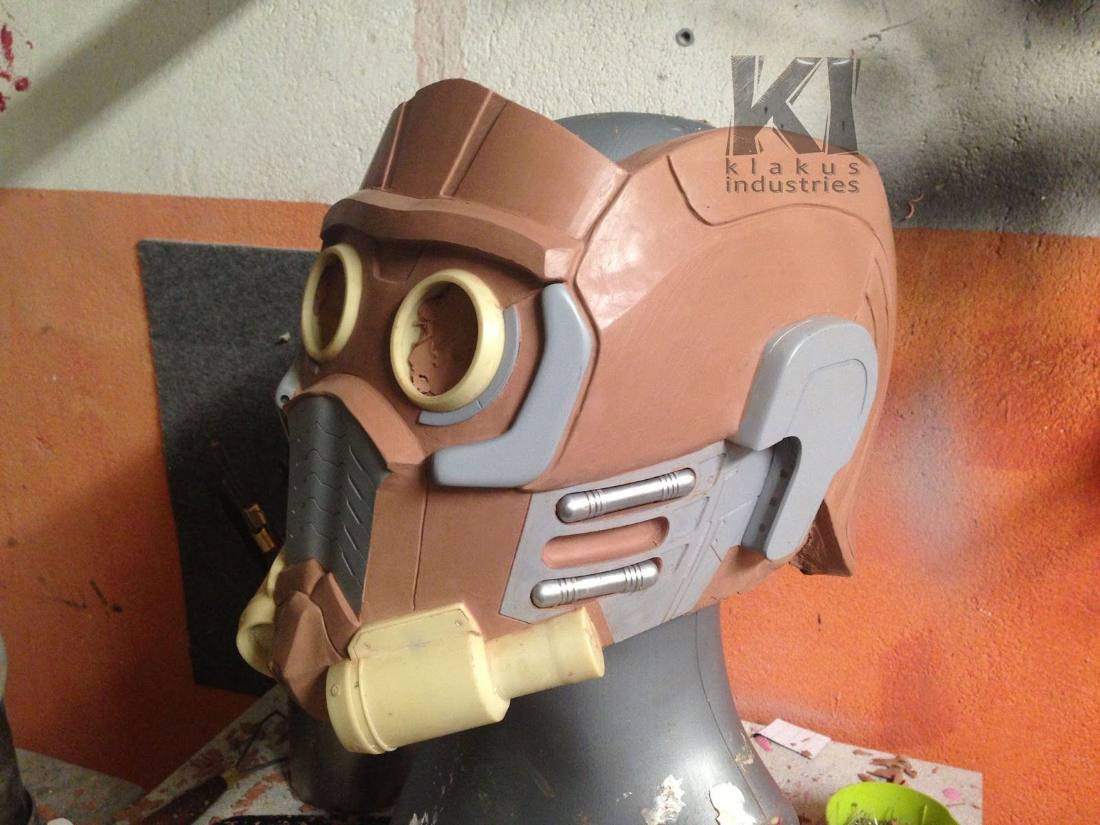 Star Lord Mask Comic Con