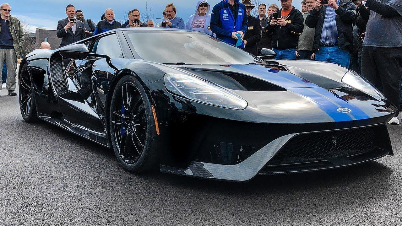 Taking Delivery Of A 2019 Ford Gt Youtube Ford Gt 2019 Ford
