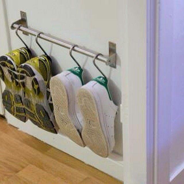 Orden armario zapatos