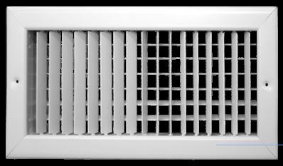 Rejillas y difusores de aire acondicionado