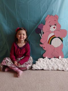 Because I Said So (and Other Mommyisms): Welcome to Care-a-Lot! (A Care Bears Themed Birthday Party)