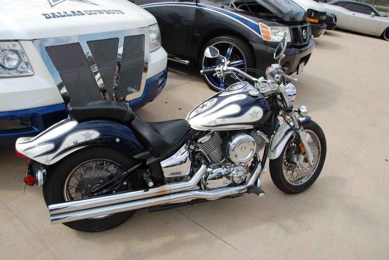 Dallas Cowboysthemed motorcycle Dallas cowboys, Cowboys