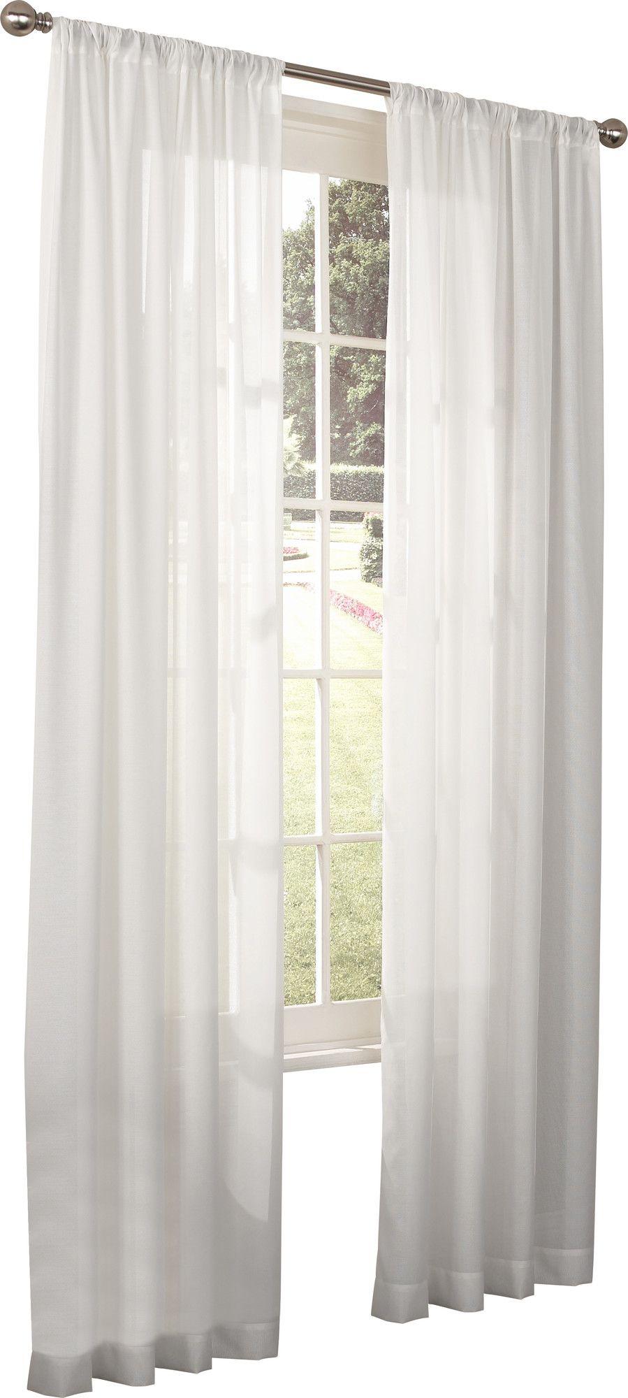 Rosalina Single Curtain Panel