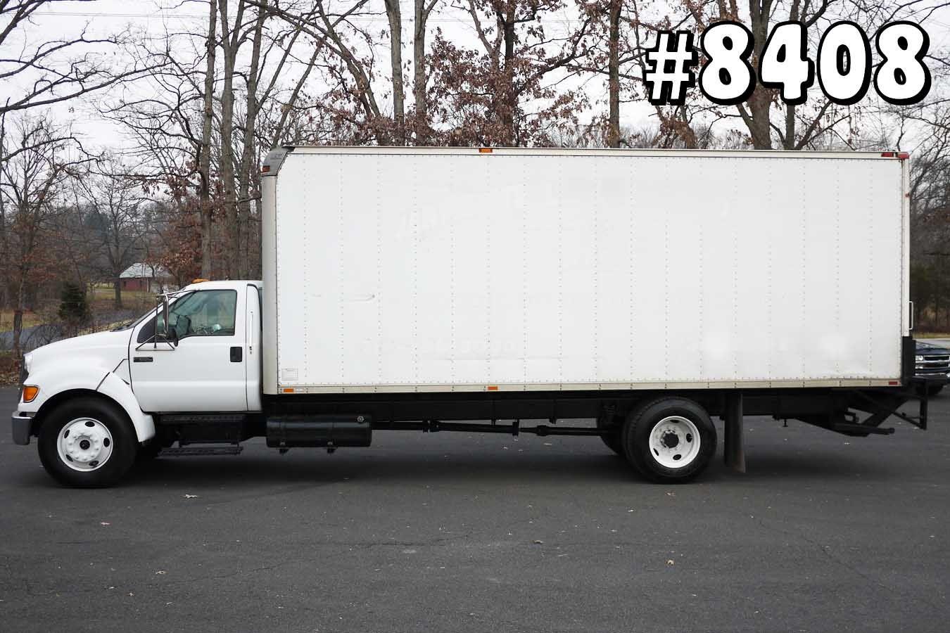Hatfield Pa In Hatfield Pa Ford F650 Hatfield Box Van