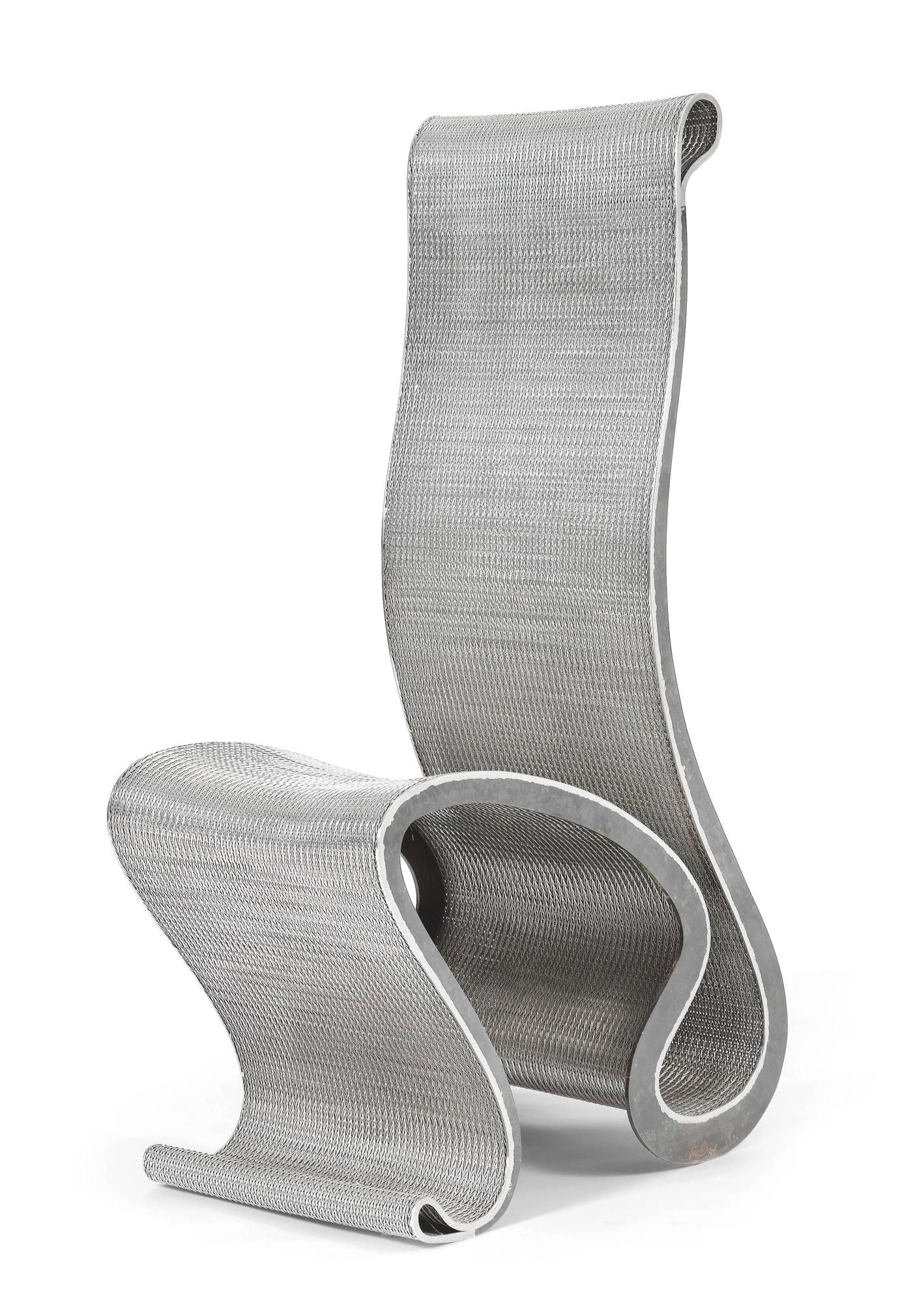 ron arad chaise loop loop ron arad pinterest assises mobilier et chaises. Black Bedroom Furniture Sets. Home Design Ideas
