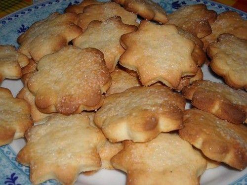 Biscotti di ricotta, miele e limone light! senza uova, burro e olio!