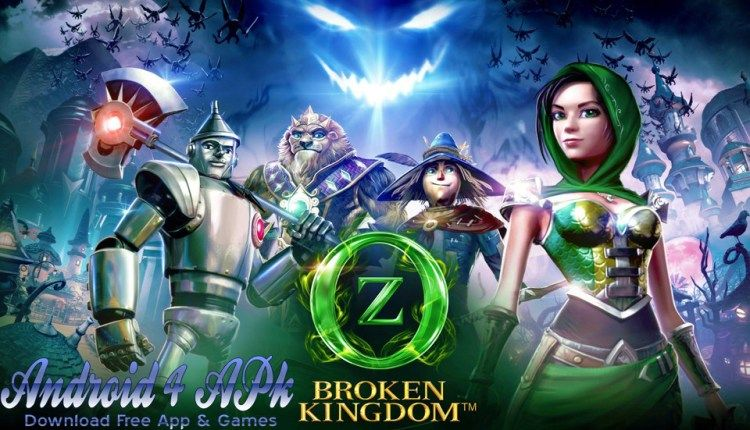 Oz Broken Kingdom™ APK + Obb For Android Download Free