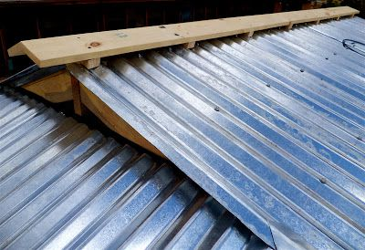Building A Well House 5 Corrugated Metal Roof Corrugated Metal Roof Corrugated Roofing Corrugated Metal