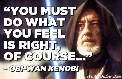 Obi Wan Kenobi Quotes | Best Obi Wan Kenobi Quotes Famous Quotes
