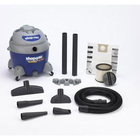 Shop Vac 16 Gallon 6 5 Peak Hp Wet Dry Shop Vacuum With