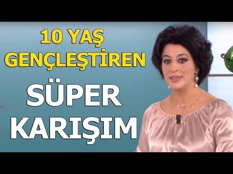 Photo of 10 years rejuvenating super mix – YouTube # YOUNGER #h …