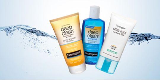 NEUTROGENA® | Cuidados com a pele, tratamentos anti acne e anti idade