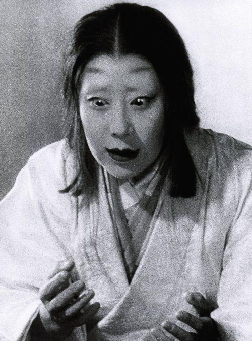 Isuzu Yamada As Asajilady Macbeth In Throne Of Blood 1957