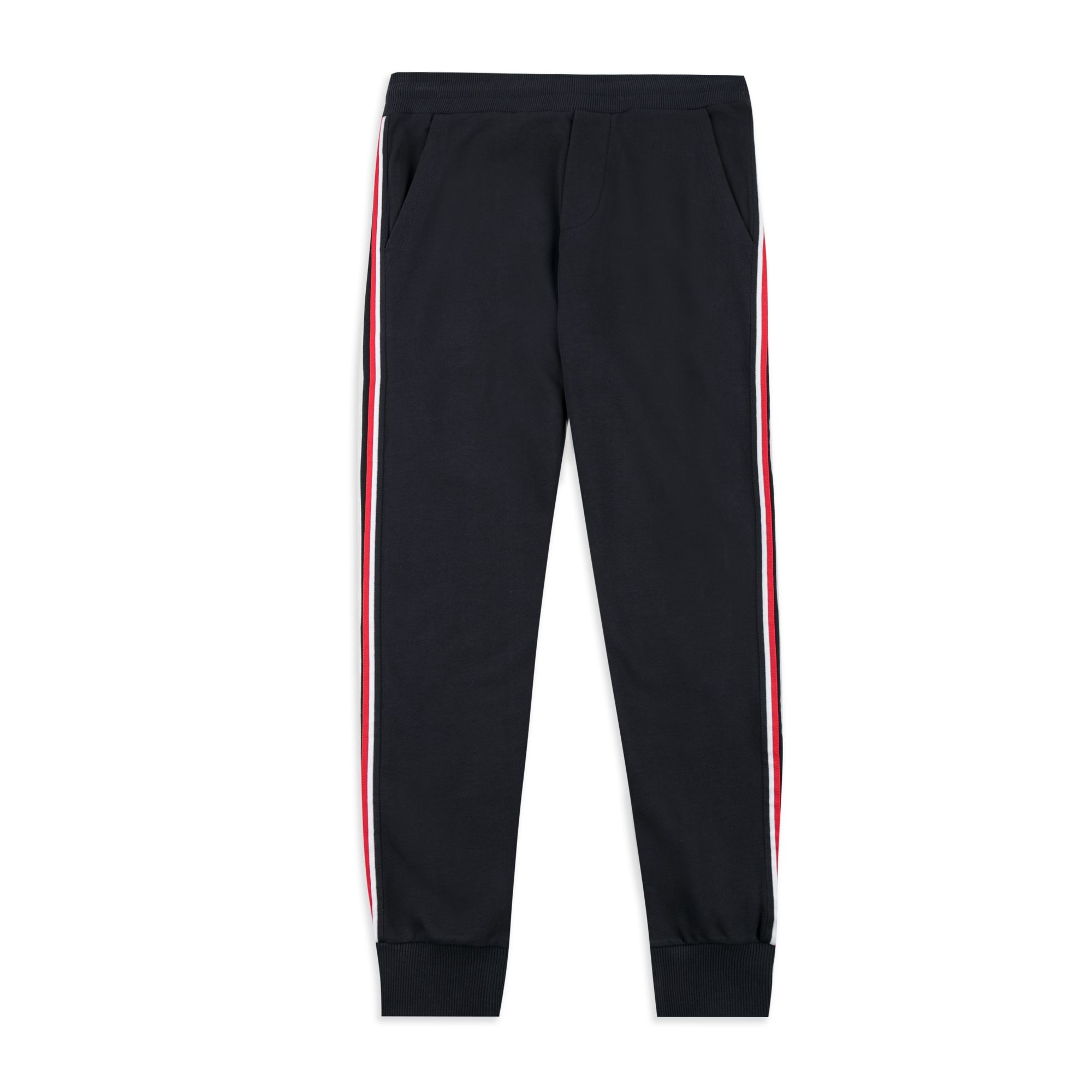 84ebd8351 Boys Striped Trim Sweatpants - Navy