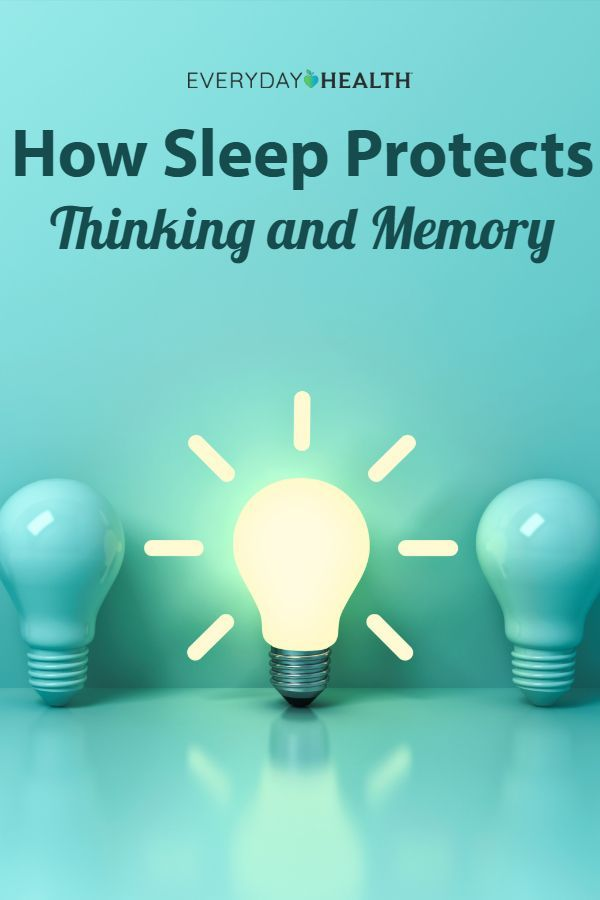 How Sleep Protects Thinking and Memory | Sleep relaxation ...