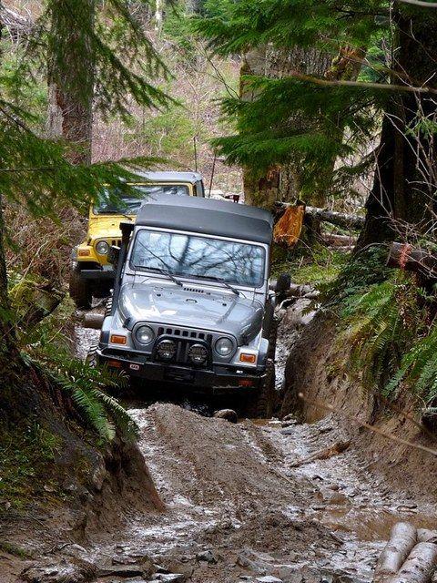 Where To Go Offroading In Washington State Jeepforum Com Jeep Trails Offroad Fj Cruiser