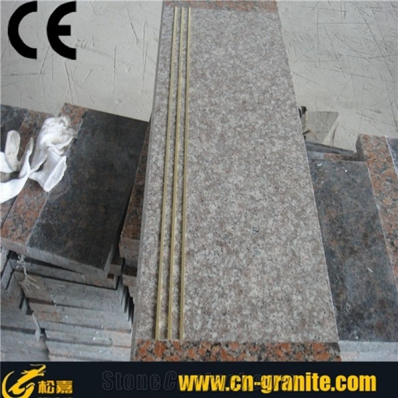 Outdoor Stair Treads Lowes Luoyuan Violet Granite Stairs Amp Step Lowes Non  Slip Stair Treads