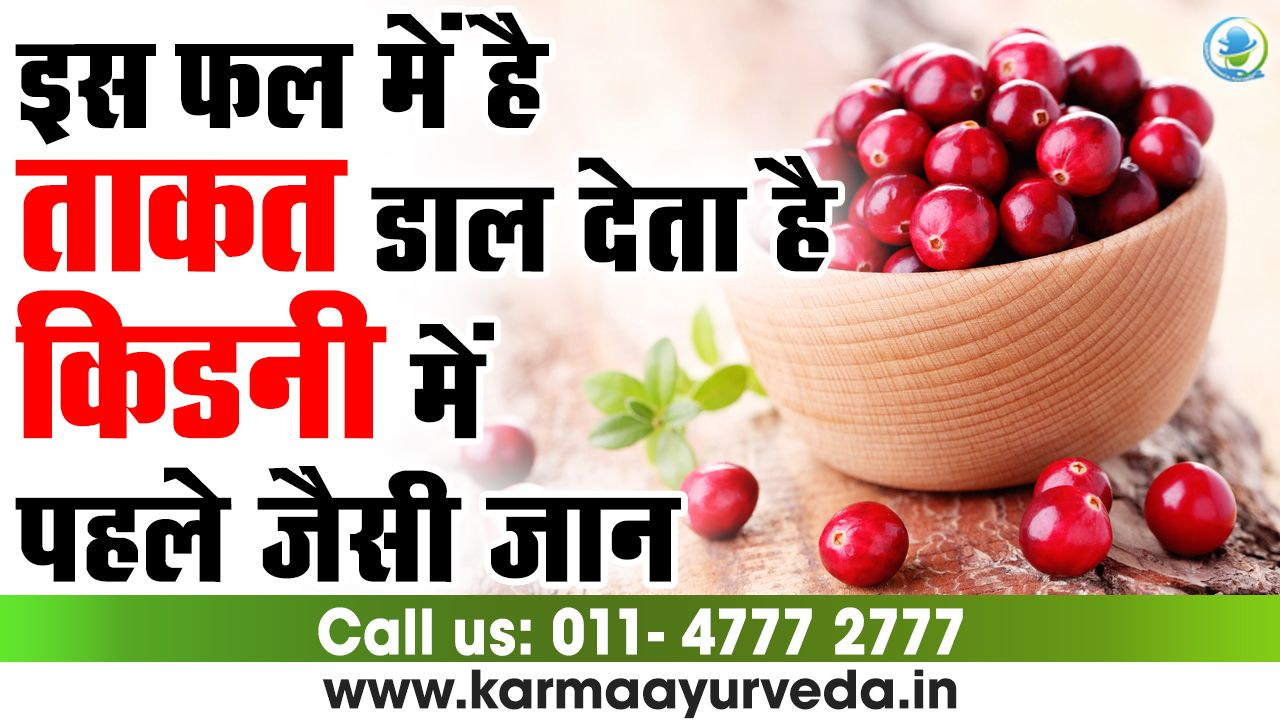 Photo of Why Cranberry Is Useful For Kidney Patients?