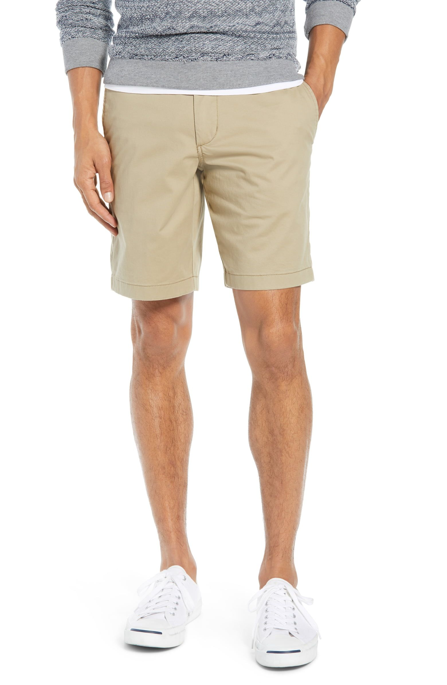 415349dd 1901 Ballard Slim Fit Stretch Chino 9-Inch Shorts | Nordstrom ...