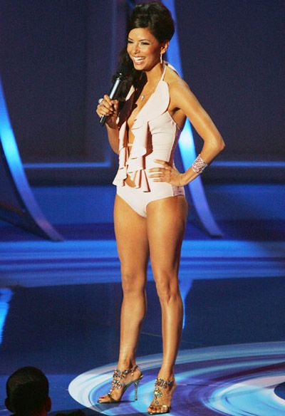 Bikini eva longoria vma