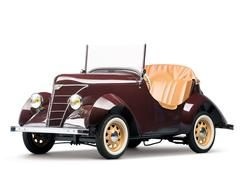 1950 Rolux Baby | The Bruce Weiner Microcar Museum 2013 | RM Sotheby's