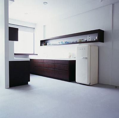 interiors Interiors Pinterest Shelving, Little kitchen and