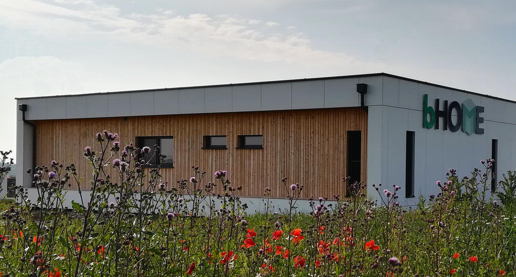 Bureau ossature bois de 145 m² by popup house en autriche part 2