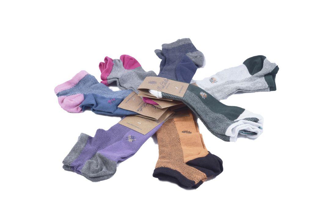 Calcetines tobilleros que podéis encontrar en www.MissCalcetin.es