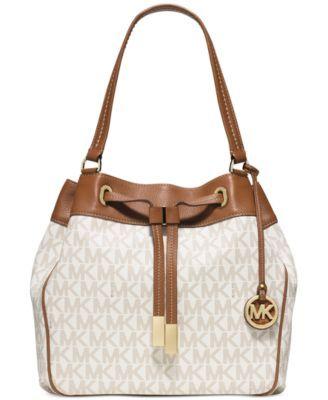 d5a634e65271 MICHAEL Michael Kors Marina Large Bucket Bag | macys.com | Shopping ...