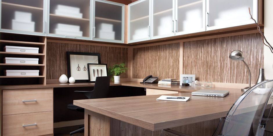 California Closets Home Office Design