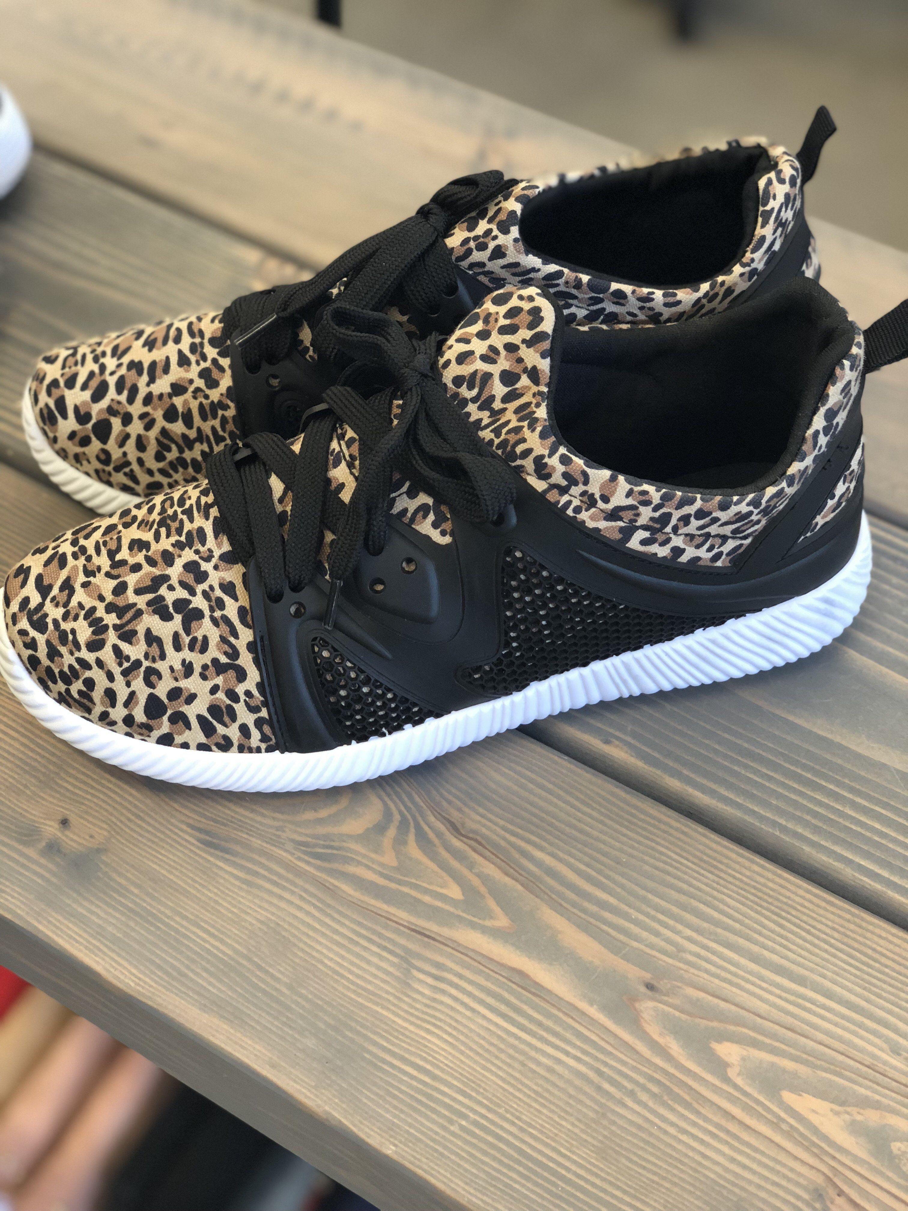 a30a0dd1ea0a Leopard Tennis Shoes in 2019 | Fashion | Shoes, Leopard shoes, Tennis