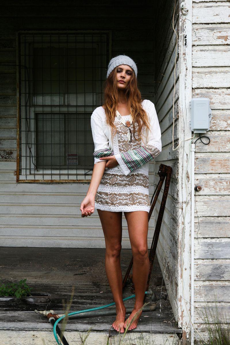 Clothing Boho Chic Modern