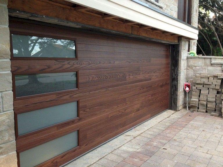 62 Stunning Garage Doors Design Ideas Garage Door Design Garage Door Styles Garage Doors