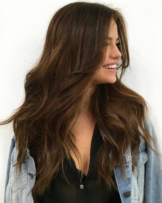 160 Selena Gomez S Style You Ll Love 091 Fashion Dressfitme Selena Gomez Hair Selena Gomez Hair Long Selena Gomez Haircut