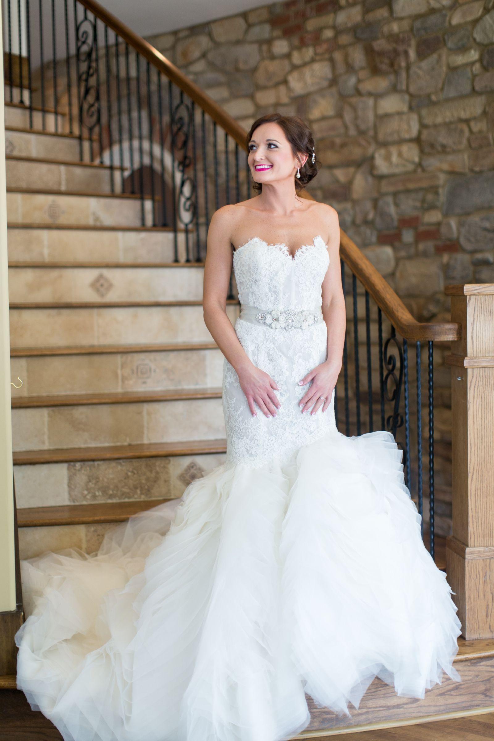 Lazaro 3201 Second Hand Wedding Dress   Lace wedding gowns, Dream ...